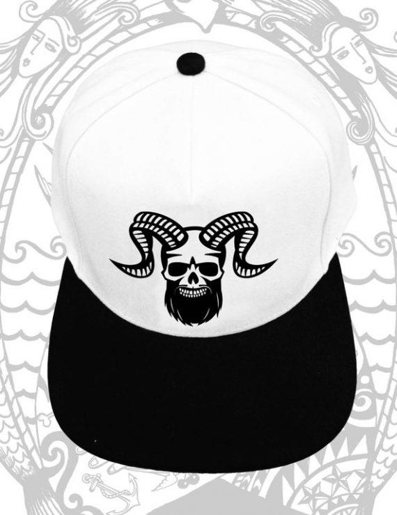 RamSkull Snapback
