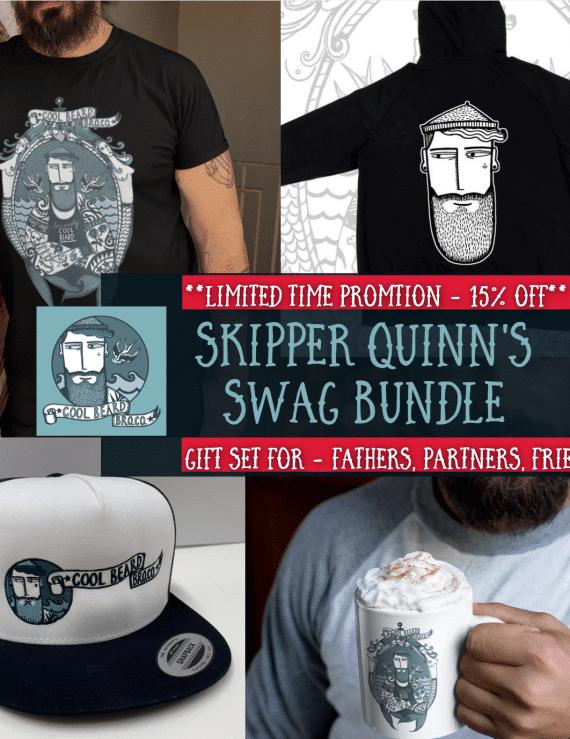 Skipper Quinn's - Swag Bundle Gift Set